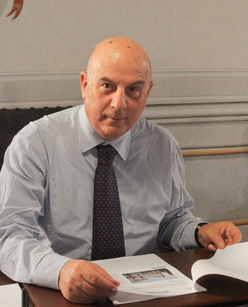Alberto Brandani presidente federtrasporto