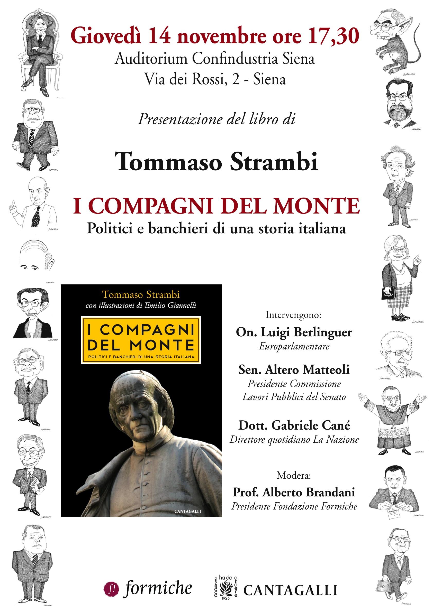 Presentazione Compagni del Monte_Siena 14 novembre_Locandina-2