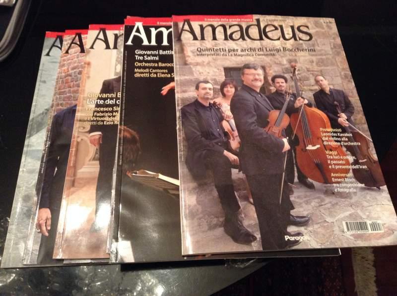 Amadeus - rivista musicale
