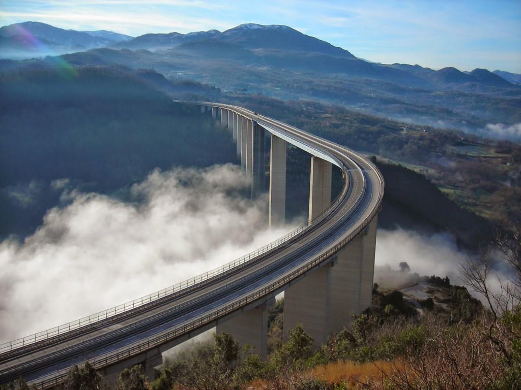 Viadotto Italia, foto Ing. Gaetano Stabile